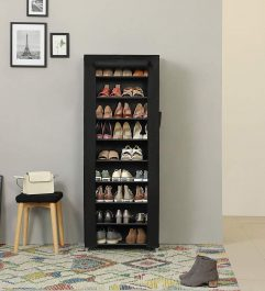 Organizador de Tela de Zapatos Zapatero con 10 Estantes