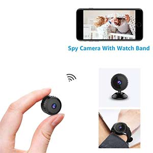 Cámara Espía Oculta AOBO 1080P HD Mini WiFi