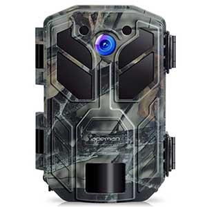 APEMAN Cámara de Caza con visión Nocturna infrarroja