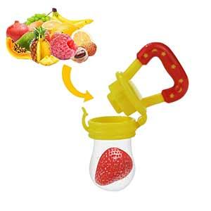 Chupete de frutas - Yisscen Chupete para alimentos frescos