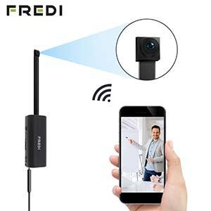 FREDI IP Cámara Espía/Oculta Spy Mini WiFi