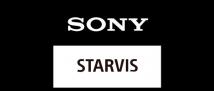 SENSOR Sony Starvis.