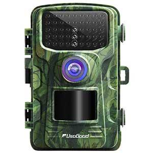 usogood Cámara de Caza 14MP 1080P Cámara de Vigilancia